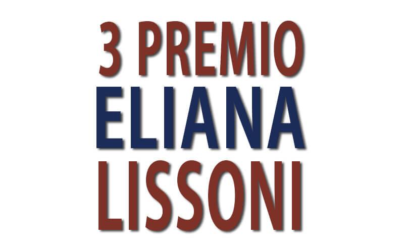 3°concorso fotografico Premio Eliana Lissoni