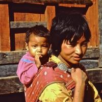 Bhutan 1992 - Paro