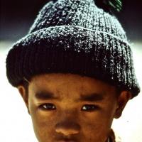 Bhutan 1992 - Paro_1