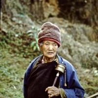 Bhutan 1992 - Punakha