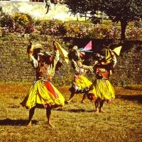 Bhutan 1992 - Thimphu
